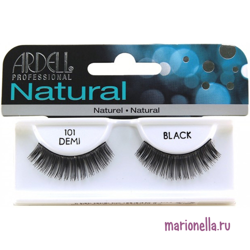 Ardell, Fashion Lash № 101 DEMI